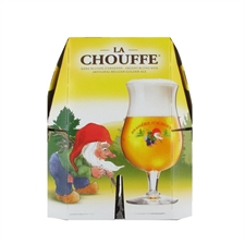 PACK LA CHOUFFE 4 X 0.33 LTR-0