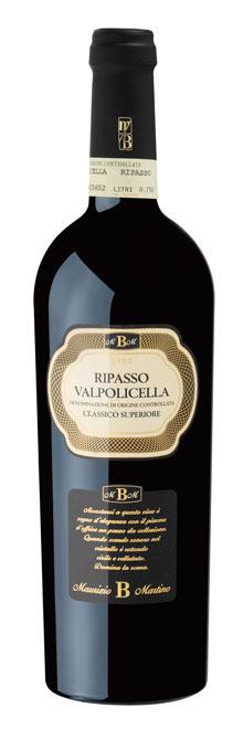 FLES BISCARDO RIPASSO DELLA VALPOLICELLA 0.75L-0