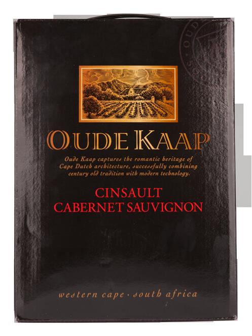 PAK OUDE KAAP CINS/RUBY CABERNET 3.00 LTR-0