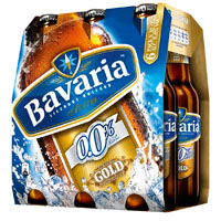 6PACK BAVARIA MALT GOLD 6 X0.30 LTR-0