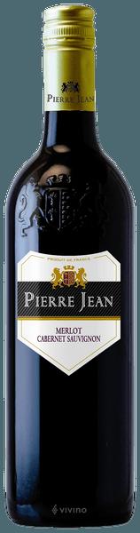 PIERRE JEAN CAB.MERLOT 0.75 LTR