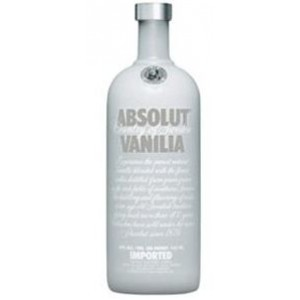 FLES ABSOLUT VODKA VANILLA 0.70 LTR-0