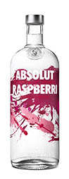 FLES ABSOLUT VODKA RASPBERRY 0.70 LTR-0