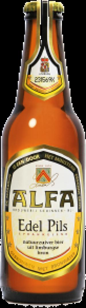 FLES ALFA PILS PIJPJES 0.30 LTR-0
