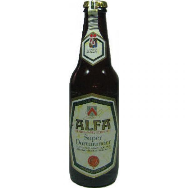 FLES ALFA SUPER DORT 0.30 LTR-0