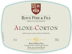 FLES ALOXE CORTON APPELATION ROUX 2007 0.70 LT-0