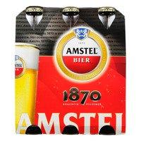 KRAT AMSTEL BIER 1870 24 X 0.30 LTR-0