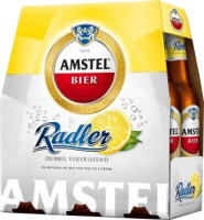 6PACK AMSTEL RADLER 6 X 0.30 LTR-0