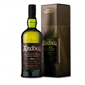 FLES ARDBEG ISLAY MALT 10 YEARS OLD 0.7 LTR-0
