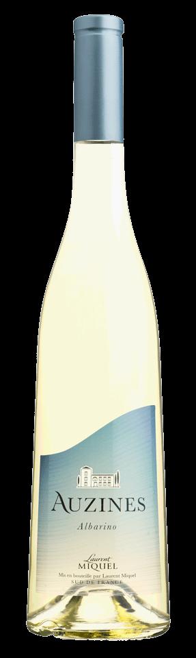 FLES LAURENT MIQUEL AUZINES ALBARINO 0.75 LTR-0