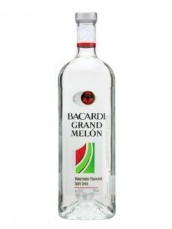 FLES BACARDI GRAND MELON 1.00 LTR-0