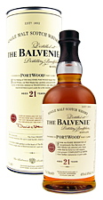 FLES THE BALVENIE 21 YRS PORTWOOD 0.7 LTR-0