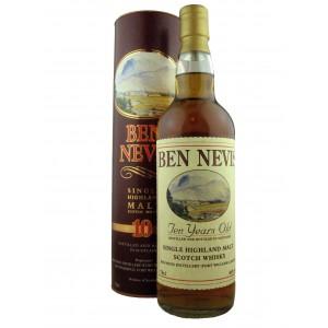 FLES BEN NEVIS 10 YEARS 0,7 LTR-0