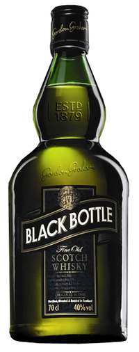 FLES BLACK BOTTLE 0.70 LTR-0