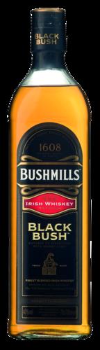 FLES BUSHMILLS BLACK BUSH 0.70 LTR-0
