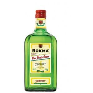 FLES BOKMA OUDE GENEVER VIERKANT 1.00 LTR-0