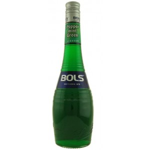 FLES PEPPERMINT GREEN BOLS 0.70 LTR-0