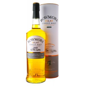 FLES BOWMORE SURF ISLAY MALT 1,0 LTR-0