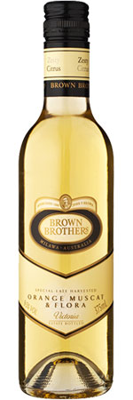FLES BROWN BROTHERS ORANGE MUSCAT LTR.-0