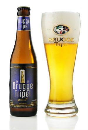 FLES BRUGGE TRIPEL 0.33 LTR-0