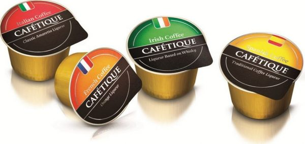 CAFETIQUE TUBE MIX 4 X 0,03 LTR CUBS-0