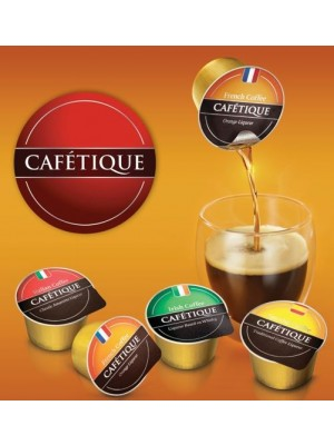 KADO CAFETIQUE KIST 16 X 0,03 LTR CUBS-323
