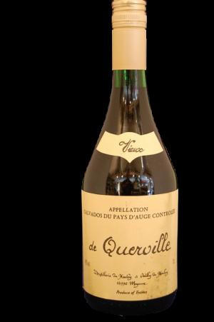 FLES DE QUERVILLE CALVADOS 0,70 LTR-0