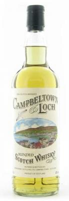 FLES CAMPBELTOWN & LOCH WHISKY 0.70 LTR-0