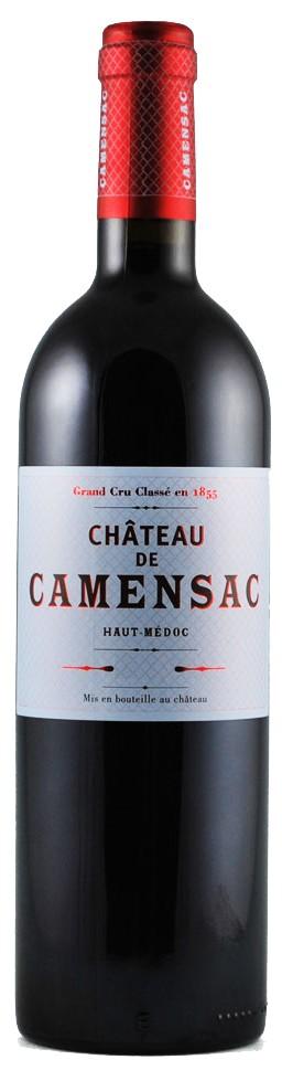 FLES CH. CAMENSAC HAUT MEDOC GRAND CRU 0.70 LT-0