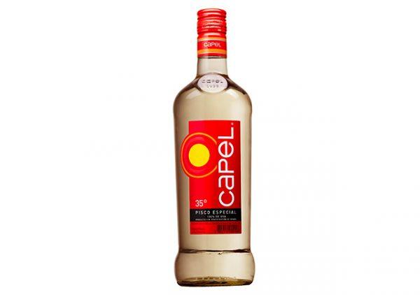 FLES PISCO CAPEL 35,00 % 0.70 LTR-0