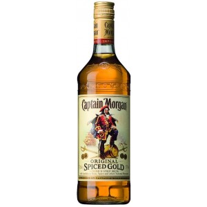 FLES CAPTAIN MORGAN SPICED GOLD RUM 0.70 LTR-0