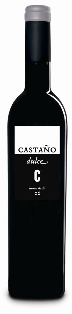 FLES CASTANO DULCE MONASTRELL 0.50 LTR-0