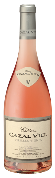 FLES SELECTION CAZAL VIEL ROSE SC 0.75 LTR.-0