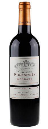 FLES CH. FONTARNEY MARGAUX 0.75 LTR-0