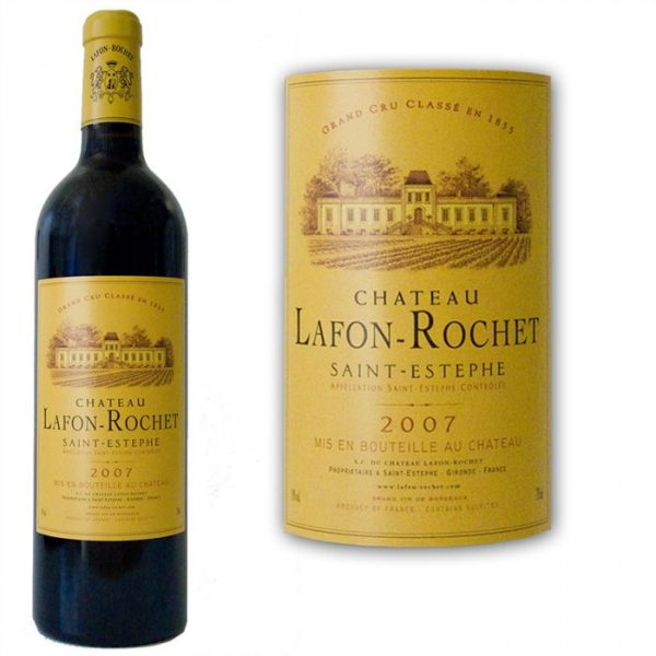FLES CHAT. LAFON-ROCHET 2011 0.75 LTR-0
