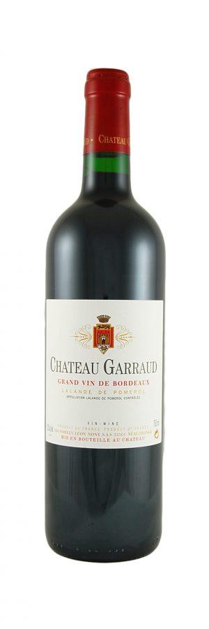 FLES CH. GARRAUD LALANDE DE POMEROL 0.70 LTR-0