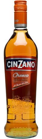 FLES CINZANO ORANCIO 0.75 LTR.-0