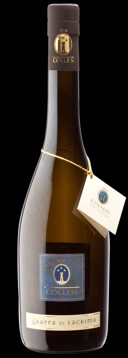 FLES COLLESI GRAPPA LAGRINA. 0.70 LTR.-0