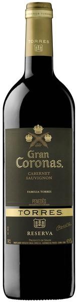 FLES TORRES GRAND CORONAS RESERVA 0.75 LTR-0