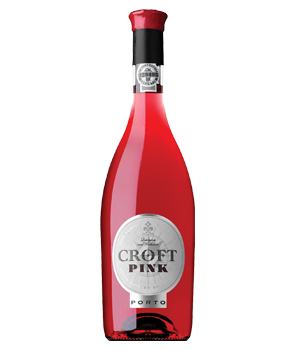 FLES CROFT PORT PINK 0.75 LTR-0