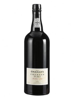 FLES GRAHAM'S CRUSTED PORT 0.75 LTR.-0