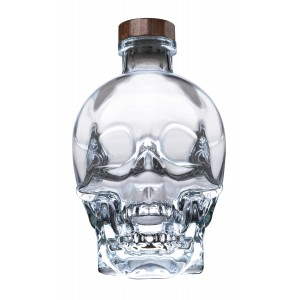 FLES CRYSTAL HEAD VODKA 0,70 LTR-0