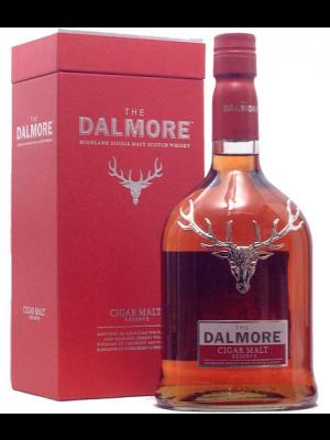 FLES DALMORE MALT WHISKY 12YRS 0.7 LTR-0