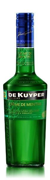 FLES DE KUYPER CREME DE MENTHE 0.50 LTR-0