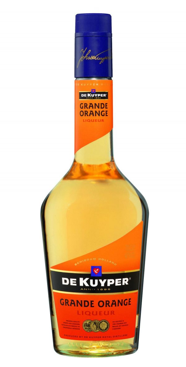 FLES DE KUYPER GRANDE ORANGE 0.70 LTR-0