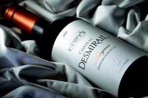 FLES CHATEAU DESMIRAIL BORDEAUX 2010 0.75 LTR-0