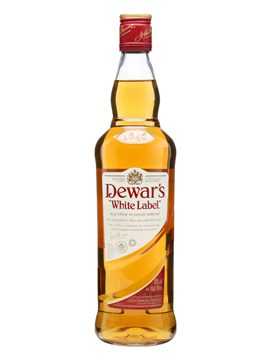 FLES DEWARS WHITE LABEL 40,00 % 1,00 LTR-0