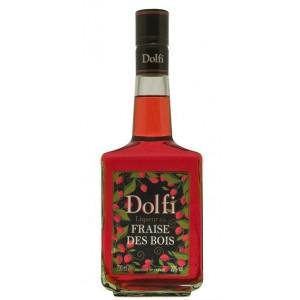 FLES DOLFI FRAISE DES BOIS 0.50 LTR-0