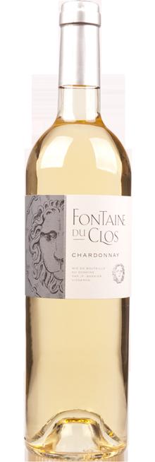FLES DOMAINE FONTAINE DU CLOS CHARDONNAY 0.75-0