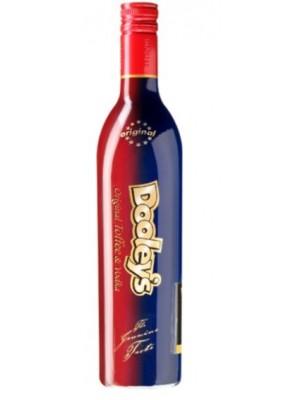FLES DOOLEY'S TOFFEE LIQUEUR 0.02 LTR-0